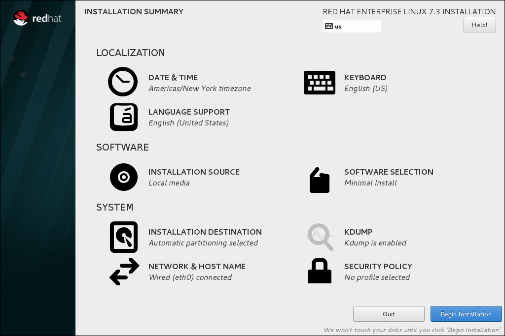 Installation Guide Red Hat Enterprise Linux 7 | Red Hat