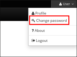 Resetting Password