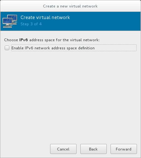 Enabling IPv6