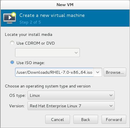 提供操作系统类型和版本