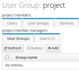 groups member manager removed