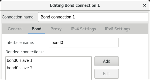 Chapter 7  Configuring networking with GNOME GUI Red Hat