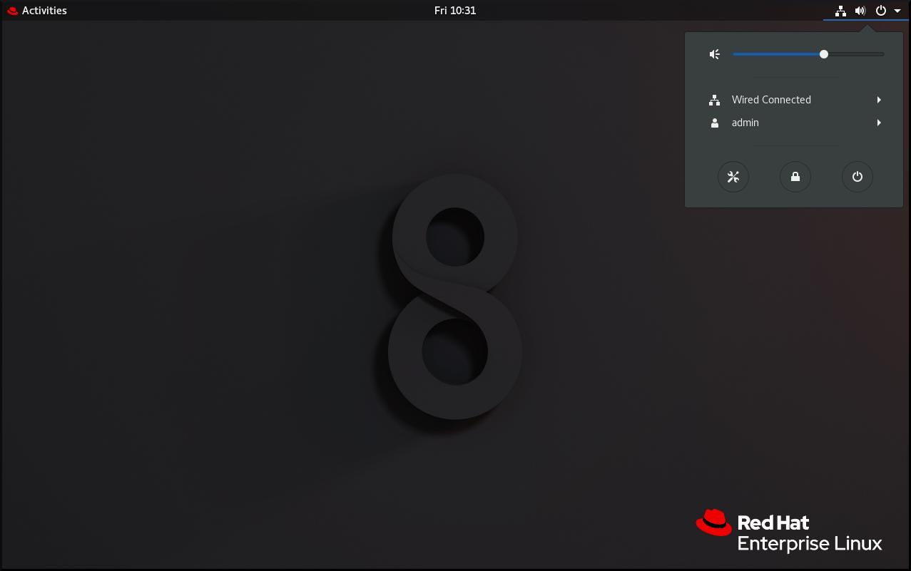 Managing RHEL systems from your desktop Red Hat Enterprise