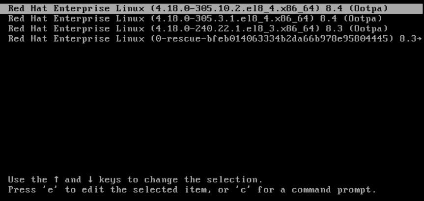 kernel bootmenu