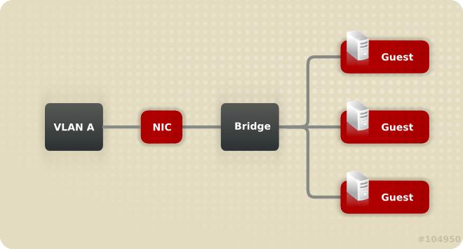 Bridge, VLAN, and NIC configuration