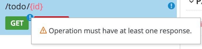API Designer issue