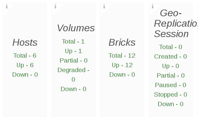 Multiple Status Panel Example