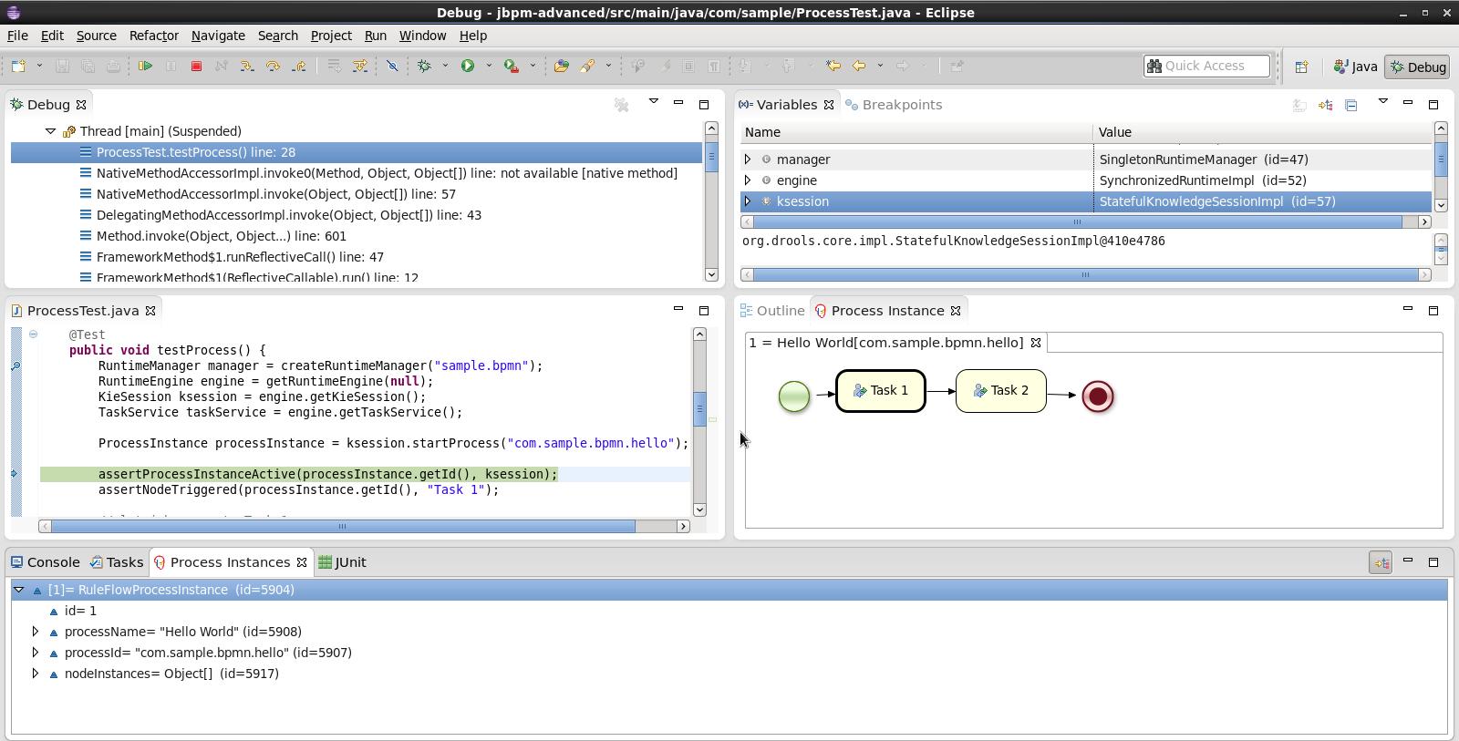Development Guide Red Hat JBoss BPM Suite 6 1   Red Hat