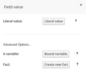 Advanced Fact Data options for JBoss BRMS Test Scenarios.