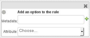 Attribute and Meta Data option for the Guided Decision Table in the BRMS User Guide 6.0.2