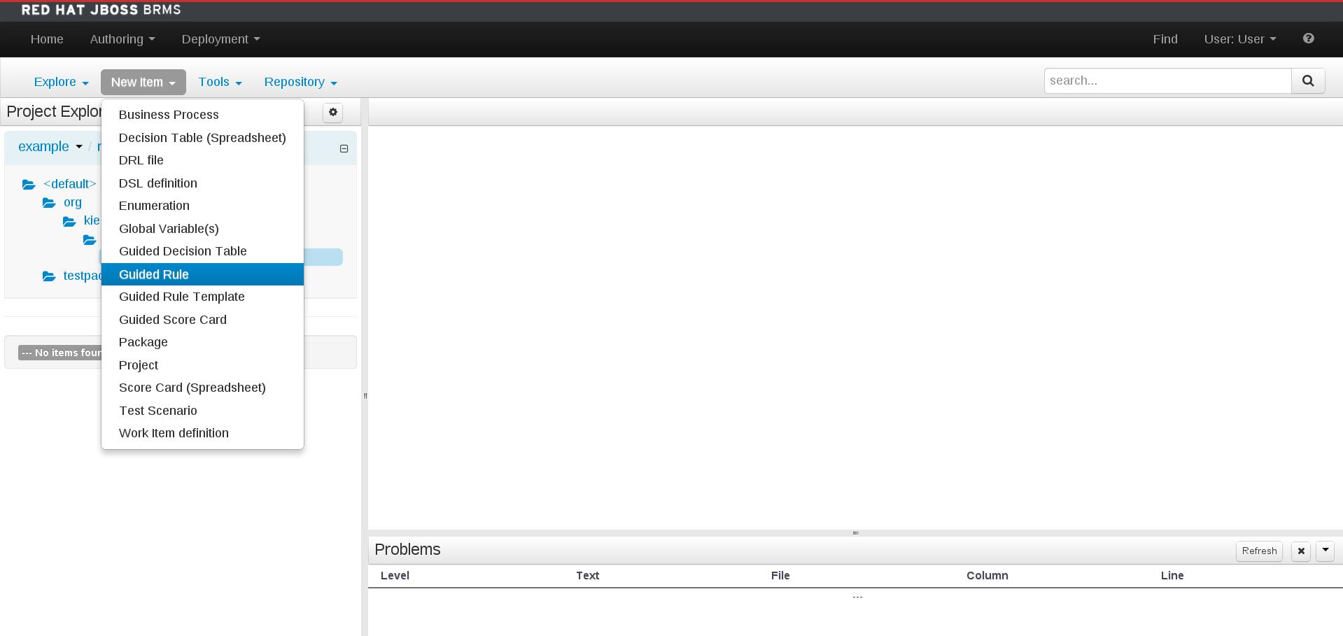 A screen shot of Creating New Asset