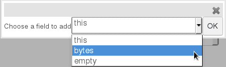 Create new fact option for JBoss BRMS Test Scenario features.