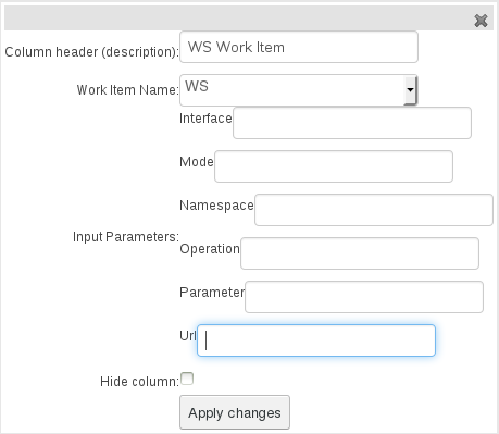 WS Work Item Name for the Guided Decision Table in BRMS User Guide 6.0.2