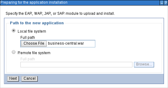 IBM WebSphere Installation and Configuration Guide Red Hat