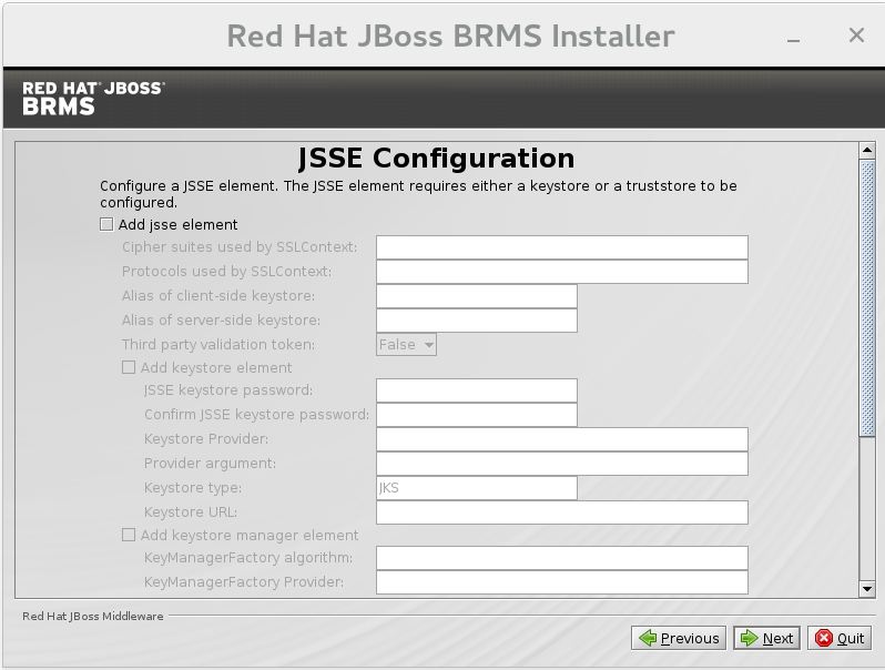 2 3  Installing Red Hat JBoss BRMS Using Installer - Red Hat