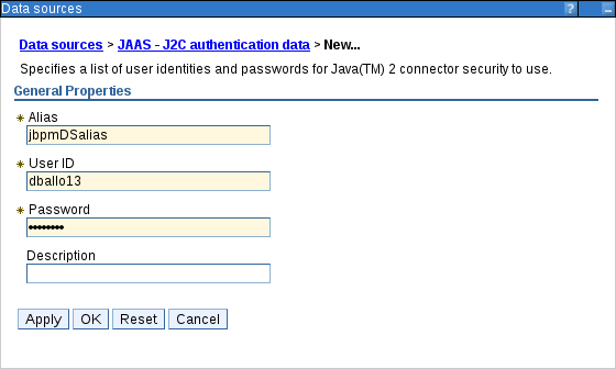 security alias