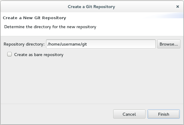 Create a New Git Repository
