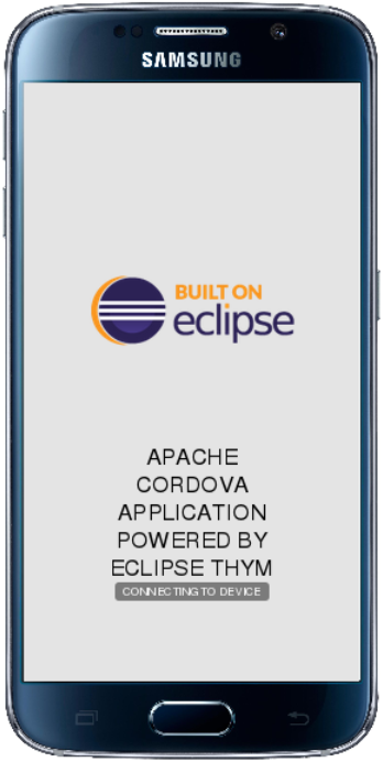 Cordova Application Published on the FeedHenry Server