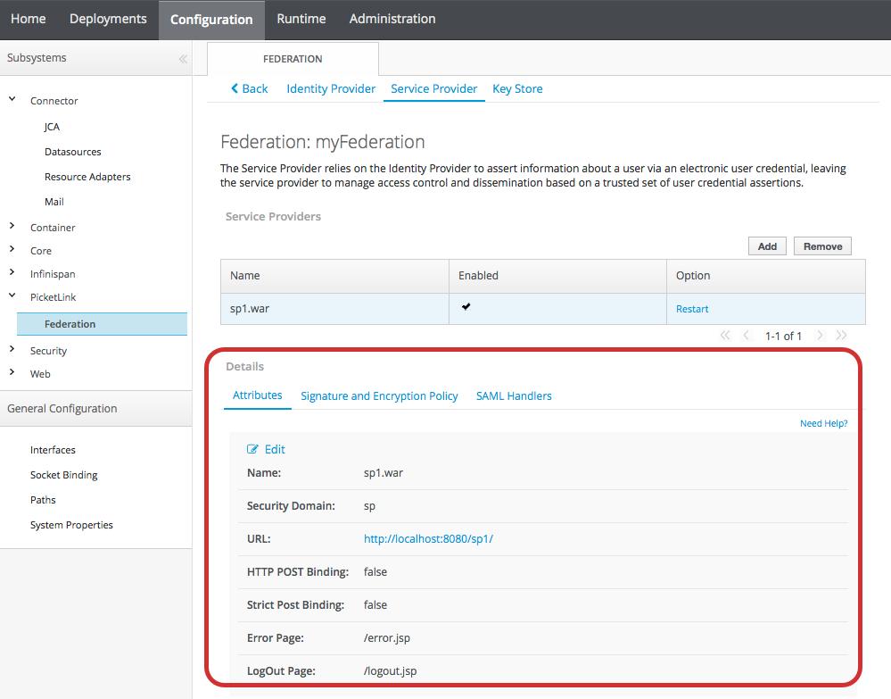 How to Setup SSO with SAML v2 Red Hat JBoss Enterprise