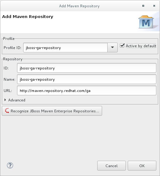 Add Maven Repository
