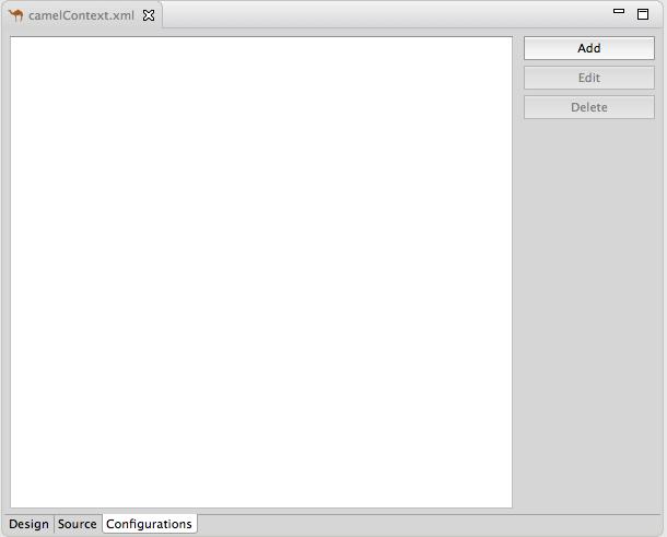 ConfigurationsView