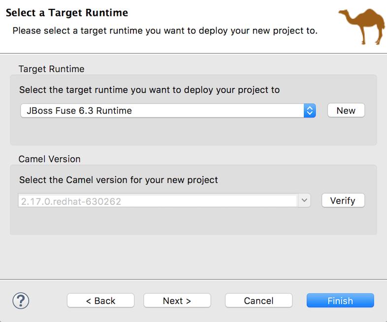 Target Runtime
