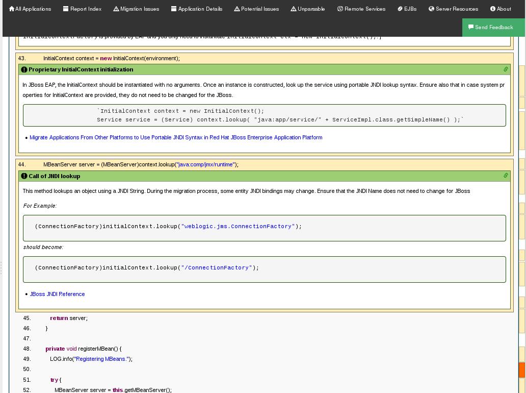 Windup User Guide - Red Hat Customer Portal