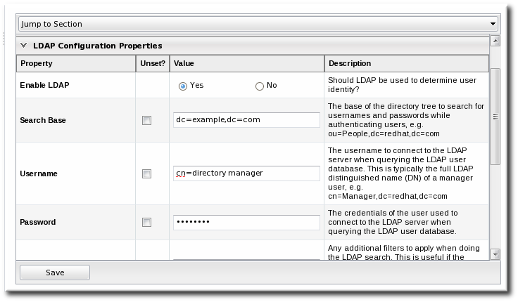 7 Integrating Ldap Services For Authentication And Authorization