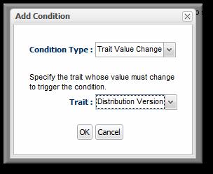 Trait Alert Condition