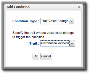 Trait Alert Condition