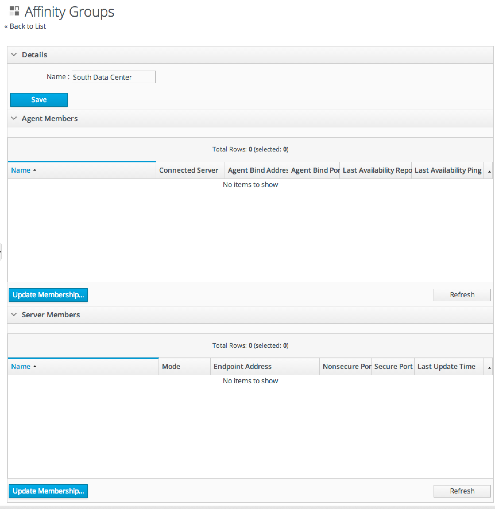 Configuring JBoss ON Servers, Agents, and Storage Nodes Red