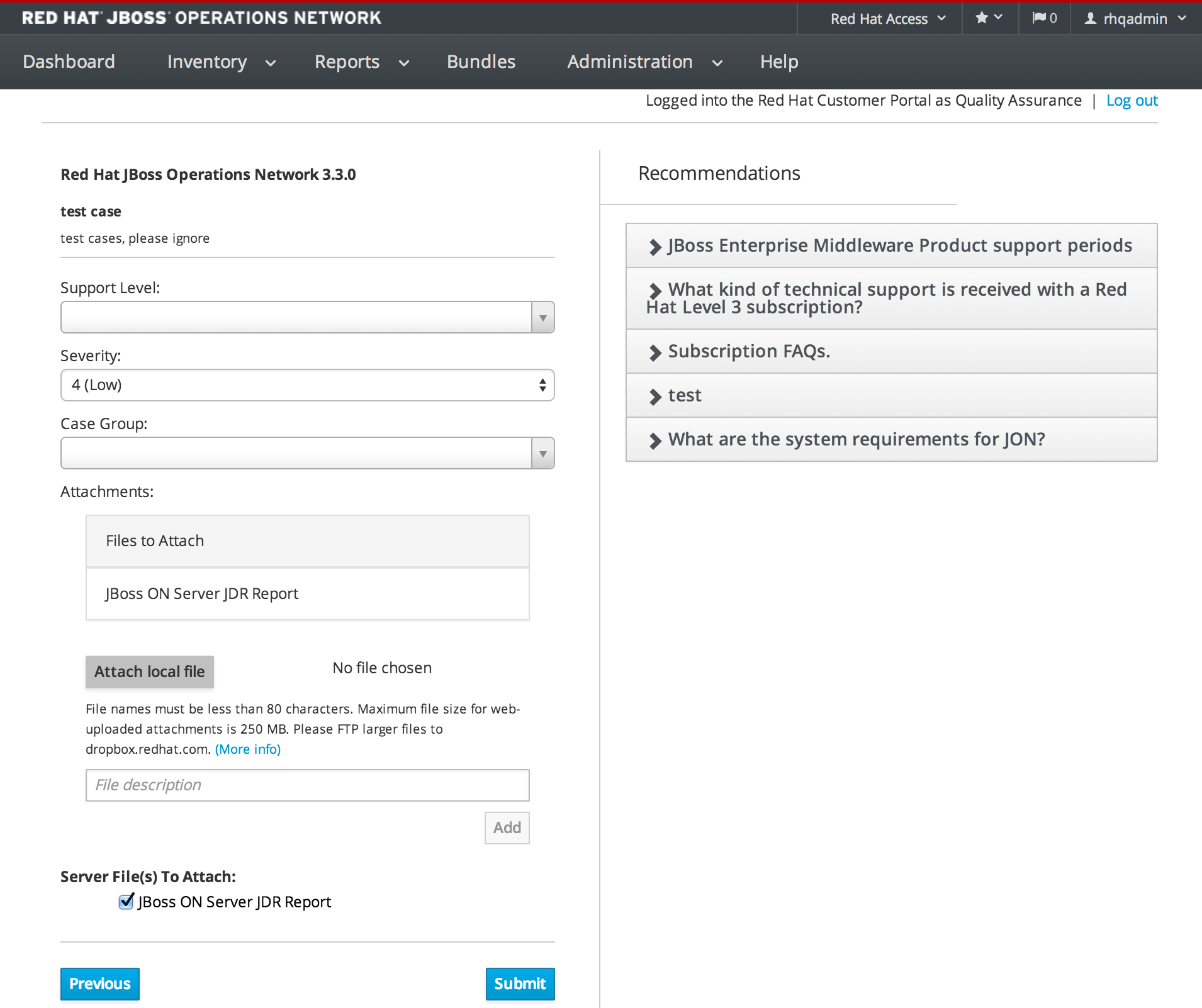 Using JBoss Operations Network for Monitoring, Deploying, and