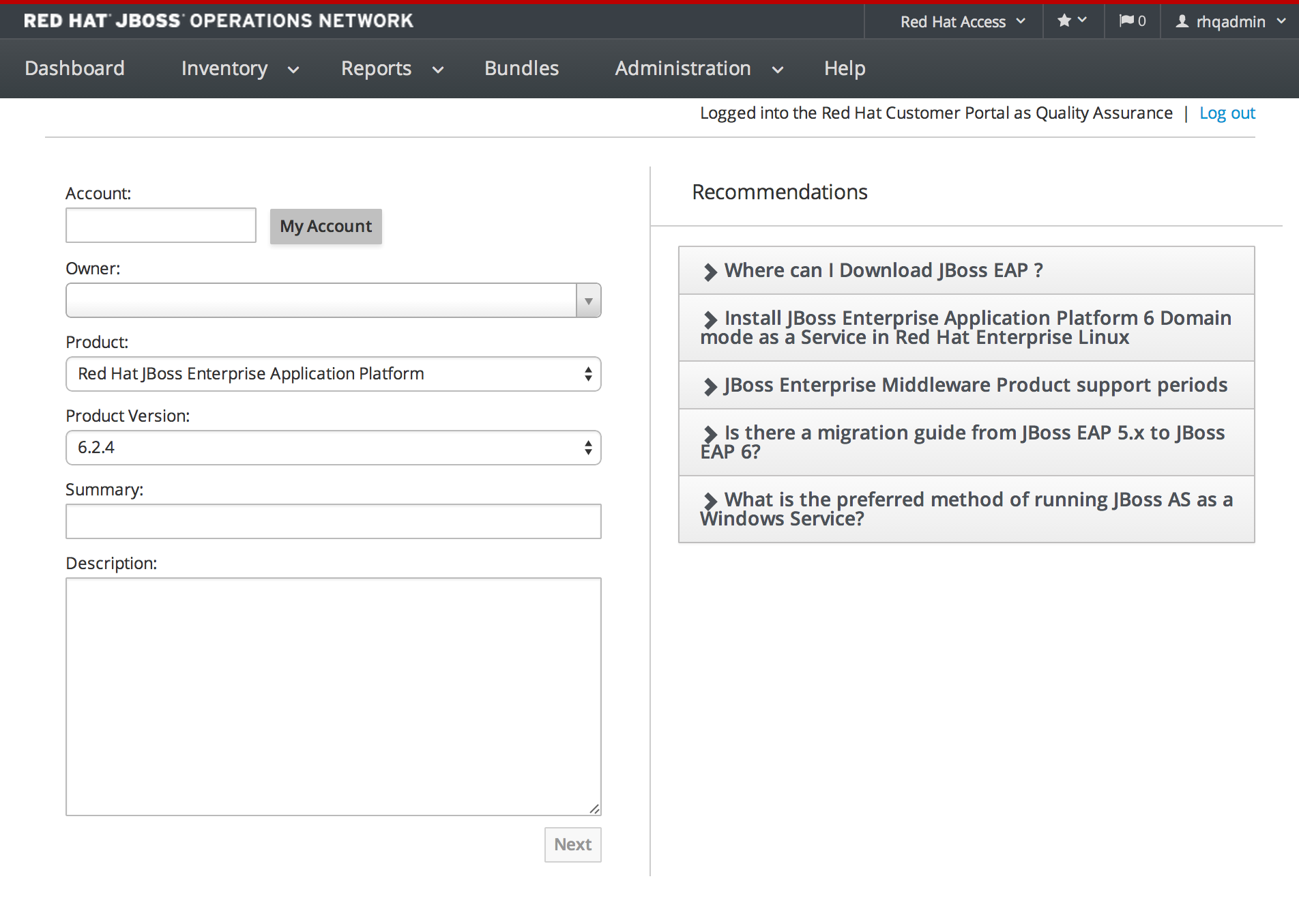 Using JBoss Operations Network for Monitoring, Deploying, and ...