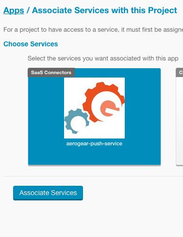 Associate Services