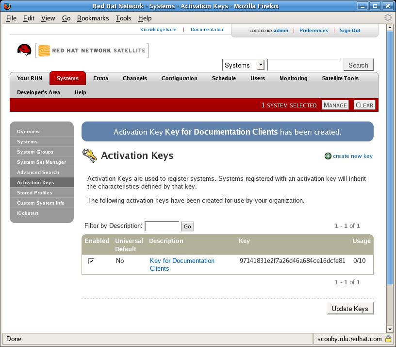 7 4 sistemas red hat customer portal for Pdf architect key