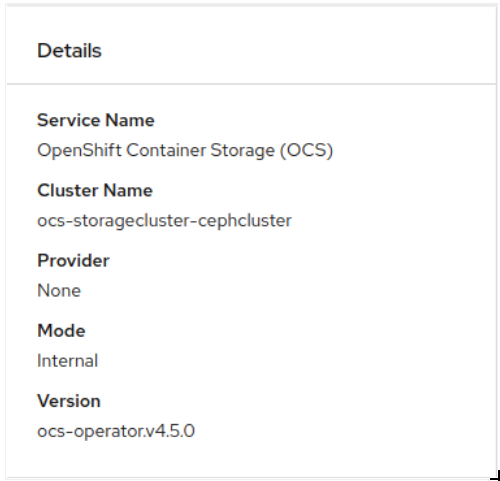 Screenshot of Create Cluster Service page where you can select mode of deployment.