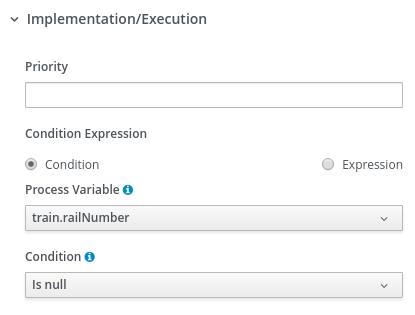 dmn execution negative condition