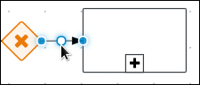 Creating a Data-based Exclusive (XOR) gateway to subprocess