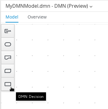 dmn drag decision node