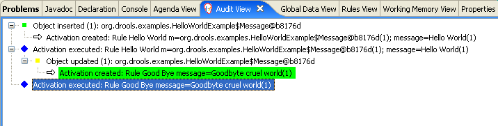 helloworld auditview1