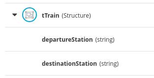 dmn execution data type