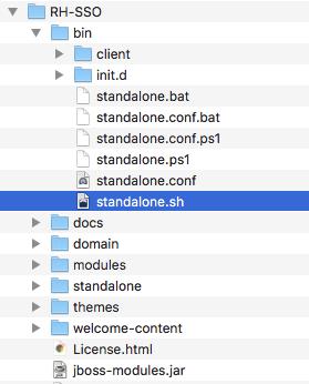 standalone boot files