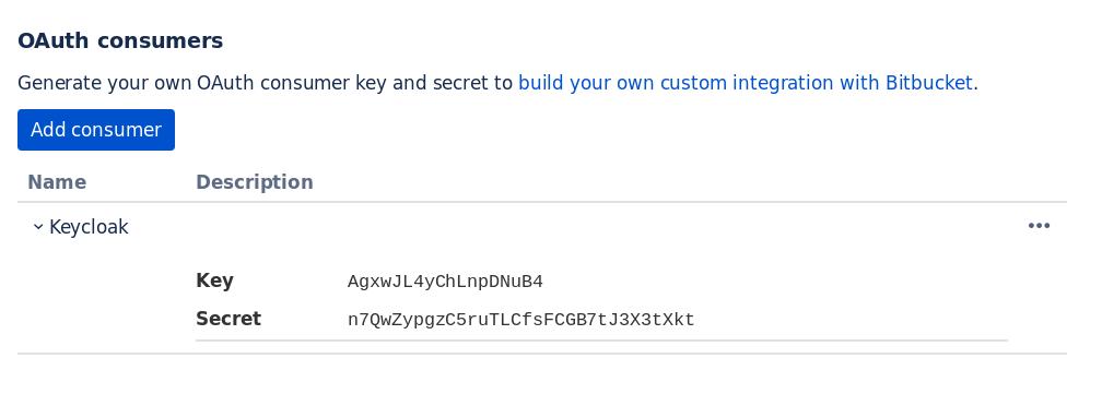 bitbucket app page