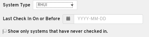 System Type Option