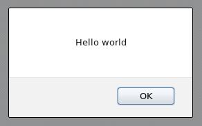 成功部署的 Hello World! 插件