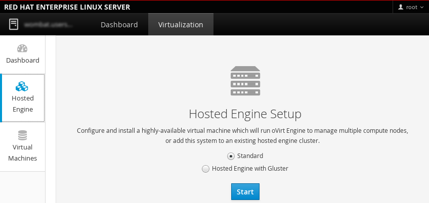 Self-Hosted Engine Guide Red Hat Virtualization 4 1 | Red