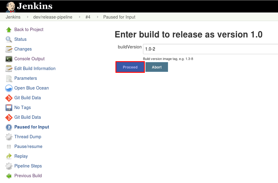Application CI/CD on OpenShift Container Platform with Jenkins - Red
