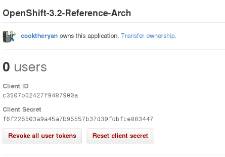 oauth client