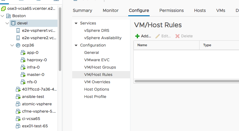 Deploying and Managing OpenShift 3 11 on a VMware Software